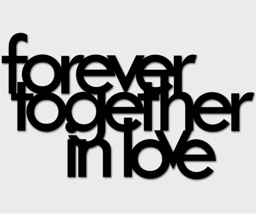 Forever Together In Love