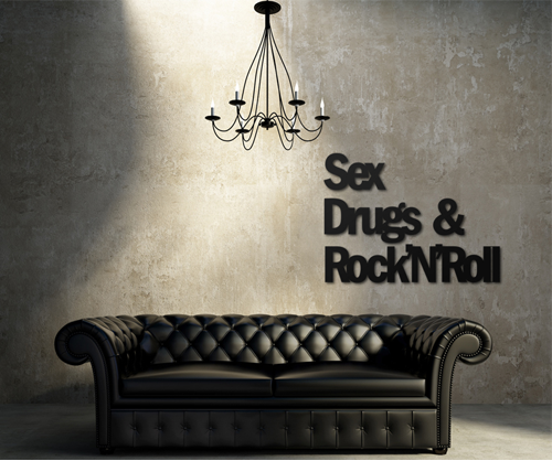 Sex Drugs & Rock 'n' Roll