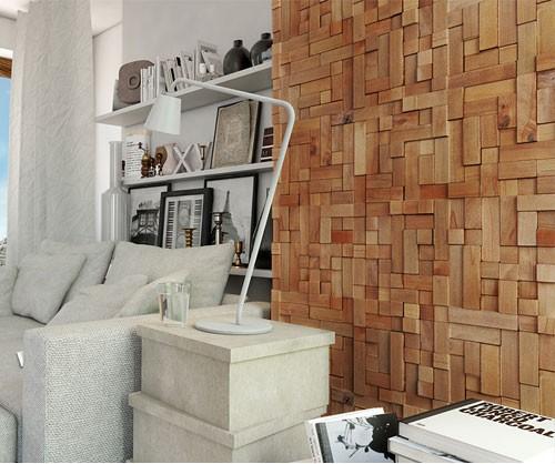 Wood-Line Cube 2